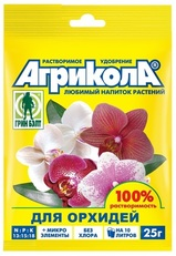 Агрикола для орхидей 25 г