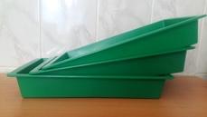 Поддон пластиковый зеленый