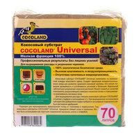 Субстрат кокосовый Universal 5 кг (70л)
